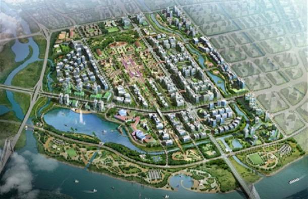 Vingroup rút khỏi dự án khu đô thị Bắc sông Cấm – TP Hải Phòng
