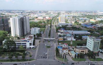 thành lập thành phố Tân Uyên và thành phố Bến Cát