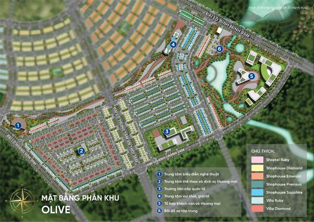 Olive Meyhomes Capital Phú Quốc