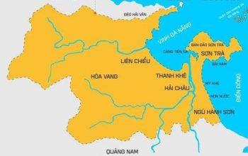 Quy hoạch 12 phân khu và 2 vành đai phát triển kinh tế tại TP Đà Nẵng