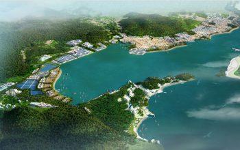 Quy hoạch khu đô thị ven Vịnh Canh Ranh
