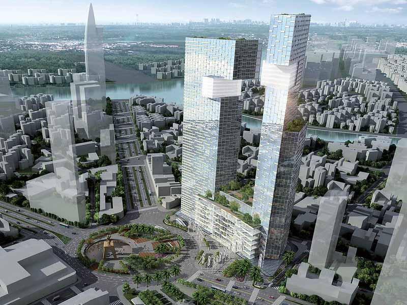 [Masterise Homes & The Ritz Carlton] One Central Saigon tại khu tứ giác Bến Thành, Quận 1