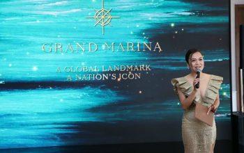 Lễ mở bán căn hộ Grand Marina