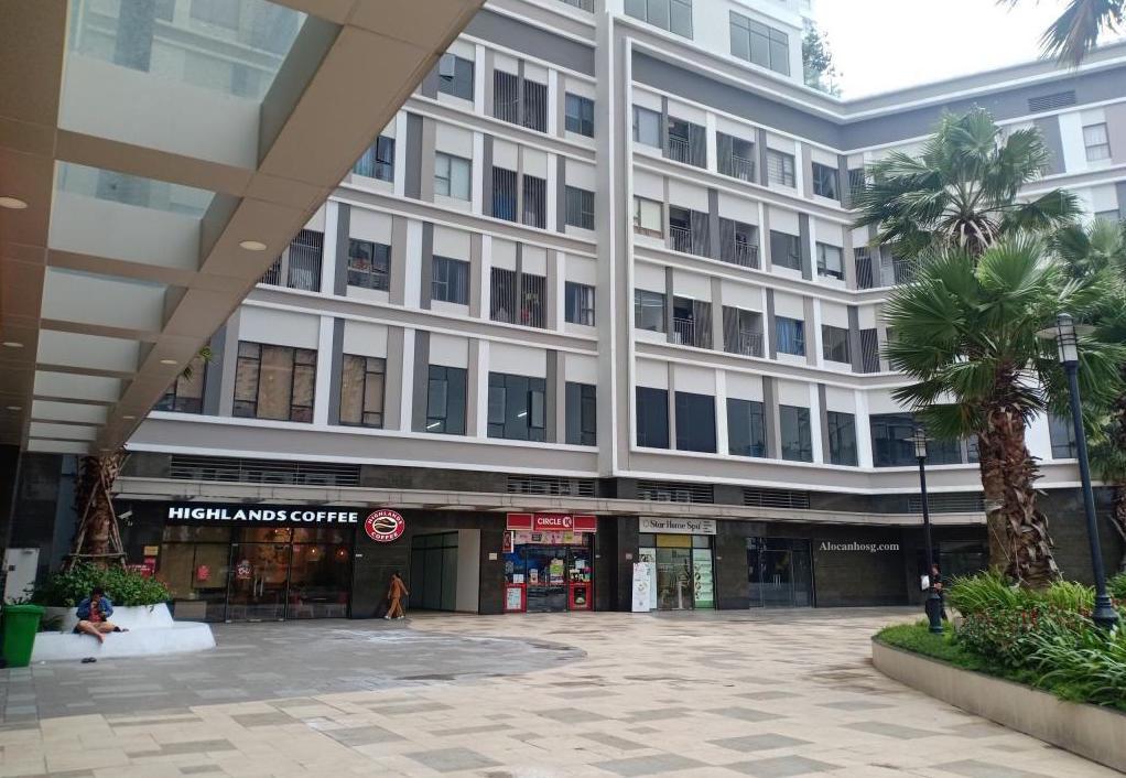 Shophouse Novaland