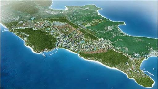 Dự án tập đoàn Tân Hoàng Minh tại Phú Quốc