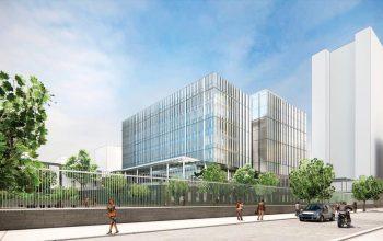 Thiết kế kiến trúc đại sứ quán Mỹ tại Việt Nam