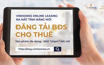 thông tin Bất động sản cho thuê Vinhomes