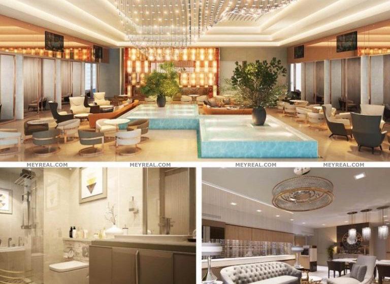 tiêu chuẩn thiết kế & bàn giao căn hộ Vinhomes Diamond chi tiết