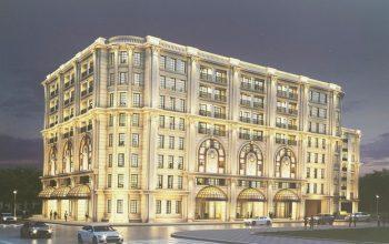 dự án The Grand HaNoi Rizt-Carlton