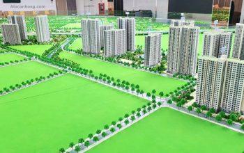 Chỉ tiêu quy hoạch kiến trúc dự án khu căn hộ The Miyako
